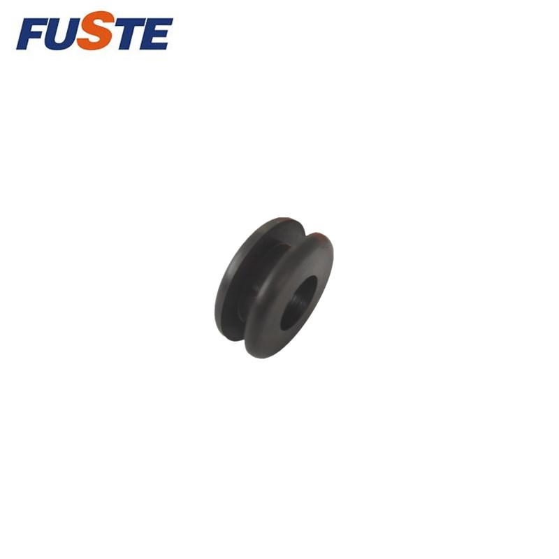Custom High Quality NBR FKM Oval Rubber Grommet